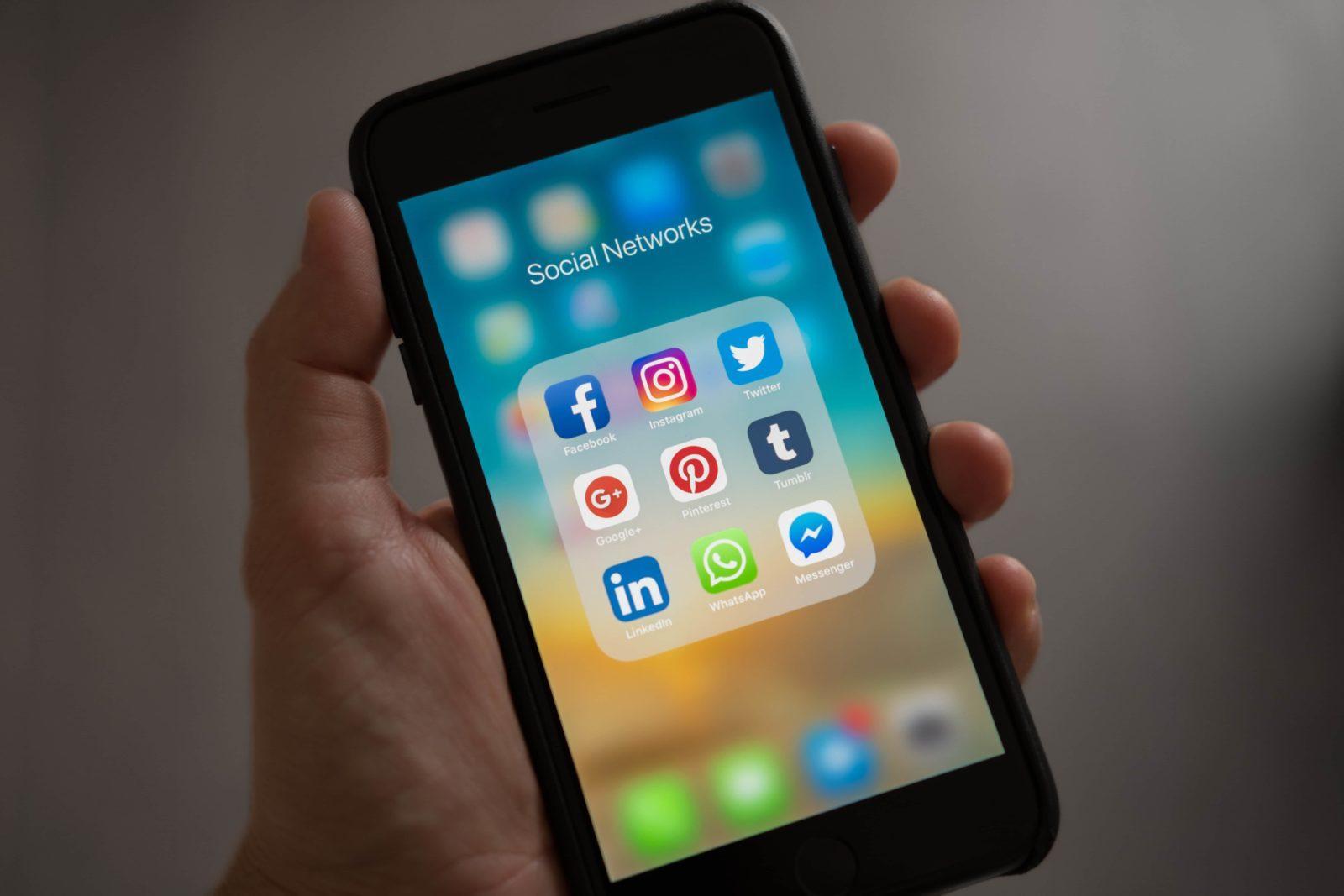 Social-Media Werbung Delitzsch